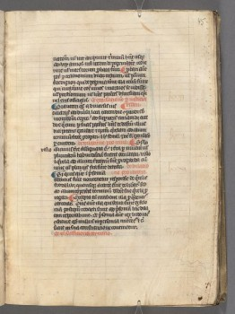 Delay by Snow (folio 45r)