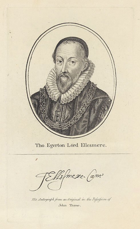 Sir Thomas Egerton