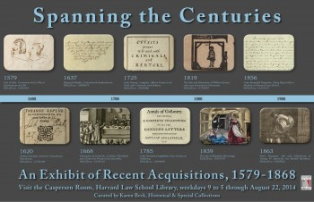 Spanning the Centuries Poster