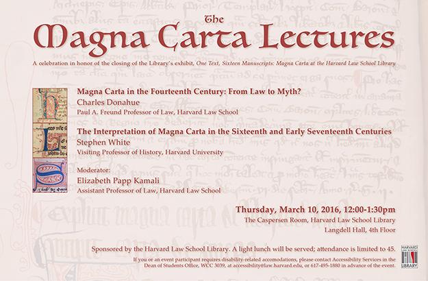 poster magna carta lectures-blog